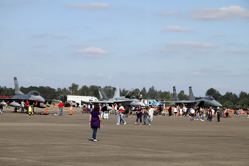 McChord Air Force Base Air Expo 837
