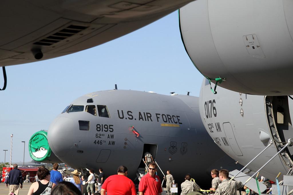 McChord Air Force Base Air Expo 843