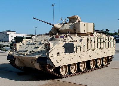 Military Armor & Artillery