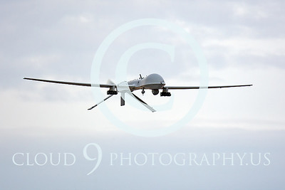 UAV 00002 General Atomics RQ-1A Predator USAF by Peter J Mancus