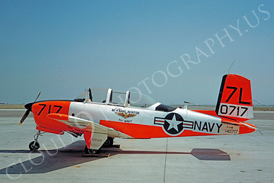 DG 00110 Beech T-34B Mentor US Navy 140717 August 1962 by Clay Jansson