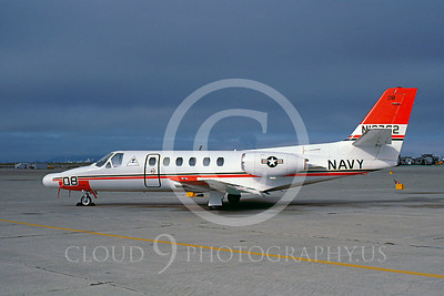 Cessna 550 Citation IIUSN 00003 Cessna 550 Citation II US Navy June 1985 by Michael Grove, Sr