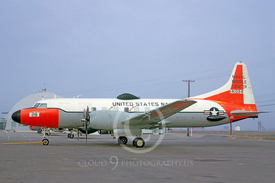 DG 00100 Convair C-131F Samaritan US Navy 141024 NAS Pt Mugu 7 November 1965 by William T Larkins