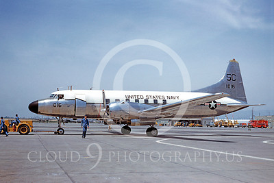 C-131USN 00005 Convair C-131 Samaritan US Navy 1016 5C May 1959 by William T Larkins