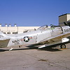 A-1USN-VA-215 0001 A static Douglas A-1H Skyraider USN 139770 VA-215 BARN OWLS NP code USS Hancock NAS Lemoore 4-1969 military airplane picture by Doug Olson
