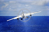 A-3-USN-Generic 002 A Douglas A-3 Skywarrior USN Cold War era strategic carrier based bomber climb out over the sea after take off, USN photo via Tailhook Col , produced by Cloud 9 Photography     DONEwt