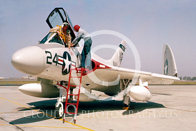F-4DUSN 00005 Douglas F4D Skyray Jan 1956 by Deegan