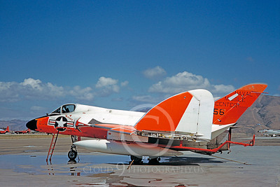 DG 00113 Douglas F4D-1Skyray US Navy NAS Pt Mugu April 1961 by Clay Jansson
