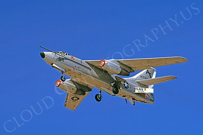 KA-3 00002 Douglas KA-3 Skywarrior USN VAQ-208 21 April 1979 by Carl E Porter