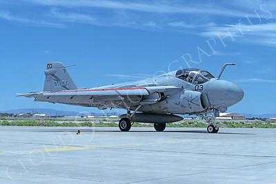 A-6USN 00009 Grumman A-6E Intruder USN STRIKE Fallon June 1990 by Peter J Mancus