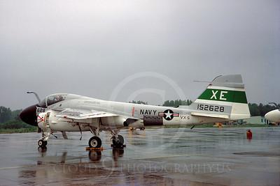 A-6USN 00017 Grumman A-6A Intruder USN 152628 VX-5 31 May 1967 by Clay Jansson