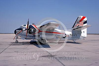 BICEN-C-1 00001 Grumman C-1A Trader USN NAS Lemoore August 1976 by Peter J Mancus