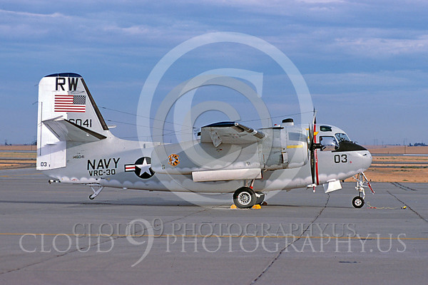 US Navy Grumman C-1 Trader Military Airplane Pictures