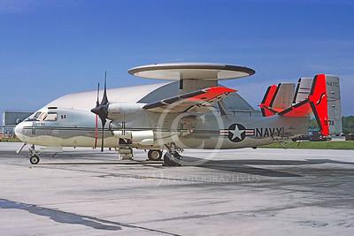 DG 00103 Grumman E-2A Hawkeye US Navy 8711 May 1964 by Clay Jansson