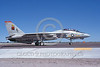 F-14USN-VF-11 0031 A taxing USN Grumman F-14 Tomcat jet figher 159610 VF-11 RED RIPPERS USS John F Kennedy NAS Fallon 7-1981 military airplane picture by Michael Grove, Sr
