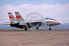 F-14USN-VF-1 0001 A taxing Grumman F-14 Tomcat USN jet fighter VF-1 WOLFPACK NAS Fallon 11-1977 military airplane picture by Michael Grove, Sr