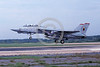 F-14USN-VF-11 0034 A landing USN Grumman F-14 Tomcat 162912 VF-11 RED RIPPERS 75th anniversary USS John F Kennedy 9-2002 military airplane picture by David F Brown
