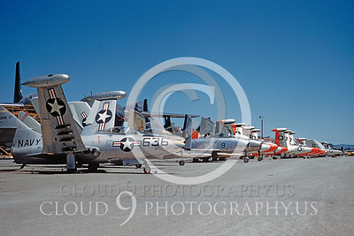 F-9FUSN 00001 Grumman F-9F Panther 16 June 1957 William T Larkins