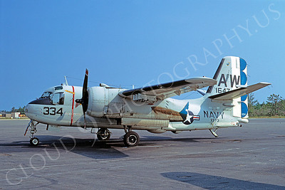 S-2USN 00001 Lockheed S-2E Tracker USN 151647 VS-73 by David Ostrowski