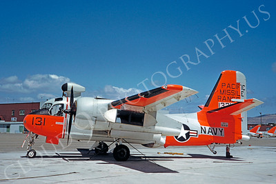 DG 00089 Grumman S2F-1 Tracker US Navy 133131 April 1961 NAS Pt Mugu Clay Jansson