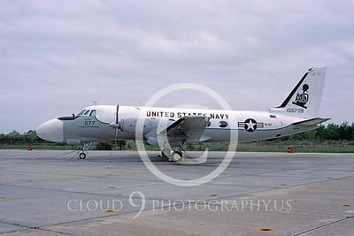 TC-4C-USN 00003 Grumman TC-4C VA-42 28 April 1979 by Ray RLeader via AASS