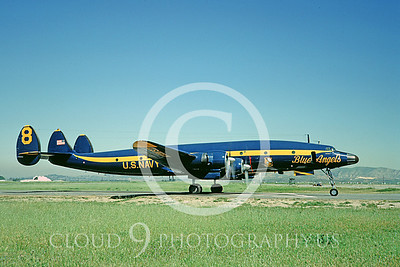 BA-C-121 00003 Lockheed C-121 Constellation 23 March 1968 by Clay Janson