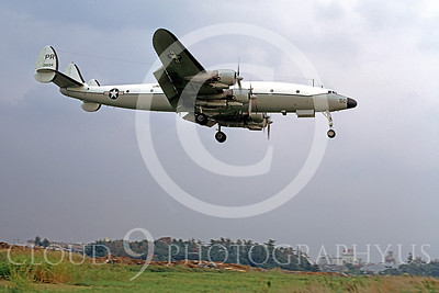 C-121USN 00012 Lockheed C-121J Constellation US Navy 131654 VQ-1 PR 10 January 1972 by Matsumi Wada