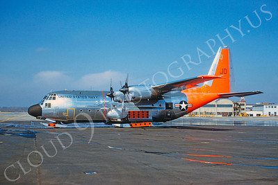 DG 00067 Lockheed C-130B Hercules with skis US Navy by Eugene M Sommerich