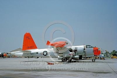 DG 00073 Lockheed P-2V Neptune US Navy 131457 July 1964 by Clay Jansson