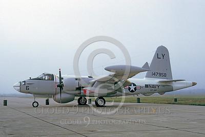 P-2USN 00001 Lockheed SP-2H Neptune USN 147958 VP-92 by Lionel Paul