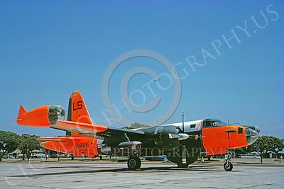 DG 00088 Lockheed P-2V-5 Neptune US Navy VP-832 Los Alamos August 1962 by Clay Jansson