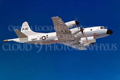 P-3USN 00010 Lockheed P-3 Orion USN via Lockheed Aircraft Company
