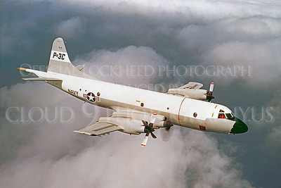 P-3USN 00008 Lockheed P-3 Orion USN via Lockheed Aircraft Company