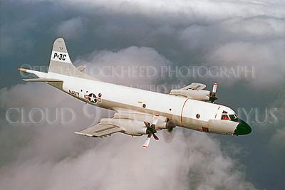 P-3USN 00008 Lockheed P-3 Orion USN via Lockheed Aircraft Company