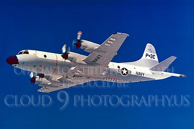 P-3USN 00024 Lockheed P-3 Orion USN via Lockheed Aircraft Company