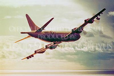 P-3USN 00006 Lockheed P-3 Orion USN via Lockheed Aircraft Company