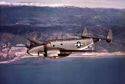 PV-1 00006 Lockheed PV-1 Ventura via Lockheed Aircraft Company