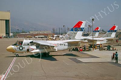 S-3 00001 Lockheed S-3A Viking USN 157996 via Lockheed Aircraft Company