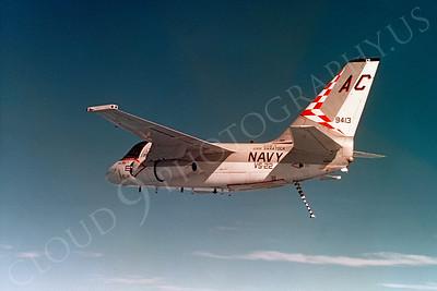 S-3 00006 Lockheed S-3 Viking USN 9413 VS-22 USS Saratoga via Lockheed Aircraft Company