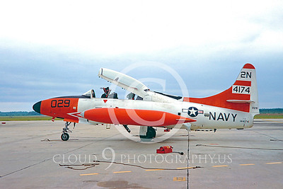 T1 00001 Lockheed T1A Seastar 23 May 1967 by Clay Jansson