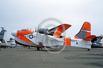 DG 00116 Martin P5M Marlin US Navy 9825 VT-31 by Clay Jansson