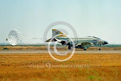CHUTE 00025 McDonnell Douglas F-4 Phantom II USN VF-21 by Peter J Mancus