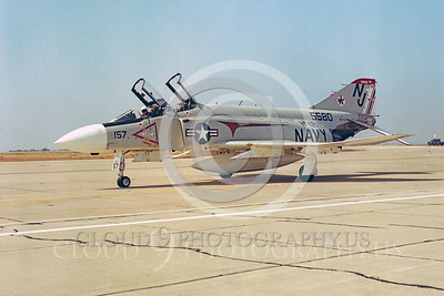 BICEN-F-4 00021 McDonnell Douglas F-4 Phantom II VF-121 NAS Miramar by Peter J Mancus