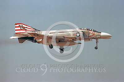 BICEN-F-4 00012 McDonnell Douglas F-4 Phantom II VF-151 by Hideki Nagakubo