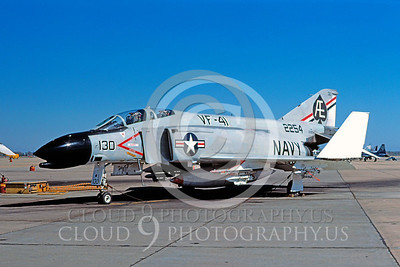 BICEN-F-4 00015 McDonnell Douglas F-4Phantom II VF-41 NAS Oceana 31 July 1976 by David Ostrowski