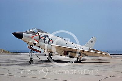 F3HDemonUSN 00003 McDonnell F3H-2N Demon US Navy by Warren D Shipp