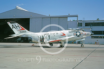 F3HDemonUSN 00001 McDonnell F3H Demon US Navy VF-161 Sept 1964 by Clay Jansson