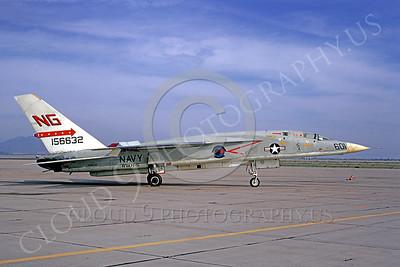 RA-5C 00005 North American RA-5C Vigilante RVAH-5 USN 156632 16 March 1974 NAS Miramar by Peter B Lewis