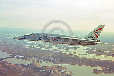 RA-5C 00004 North American RA-5C Vigilante RVAH-12 USN 151727 Official US Navy Photograph produced by Peter J Mancus