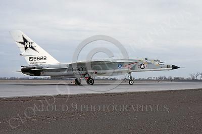RA-5C 00029 North American RA-5C Vigilante USN 156622 RVAH-7 USS Kitty Hawk NAAS Fallon by Michael Grove, Sr